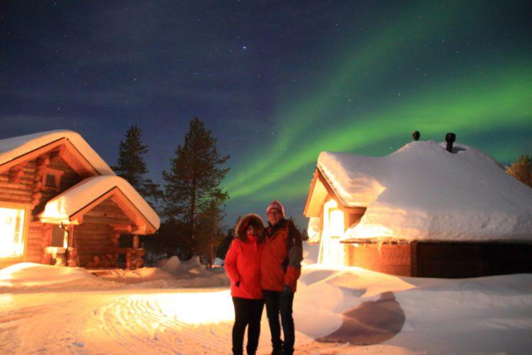 Lappland Muotka Wilderness Lodge